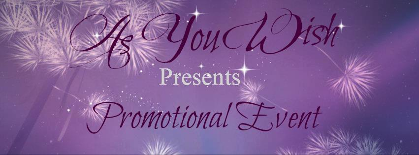 Copy of As You Wish Presents Promotional Event