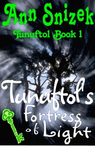 Copy of Tunuftol's Fortress of Light Cover Book 1