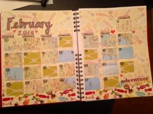 Really liking February. :)