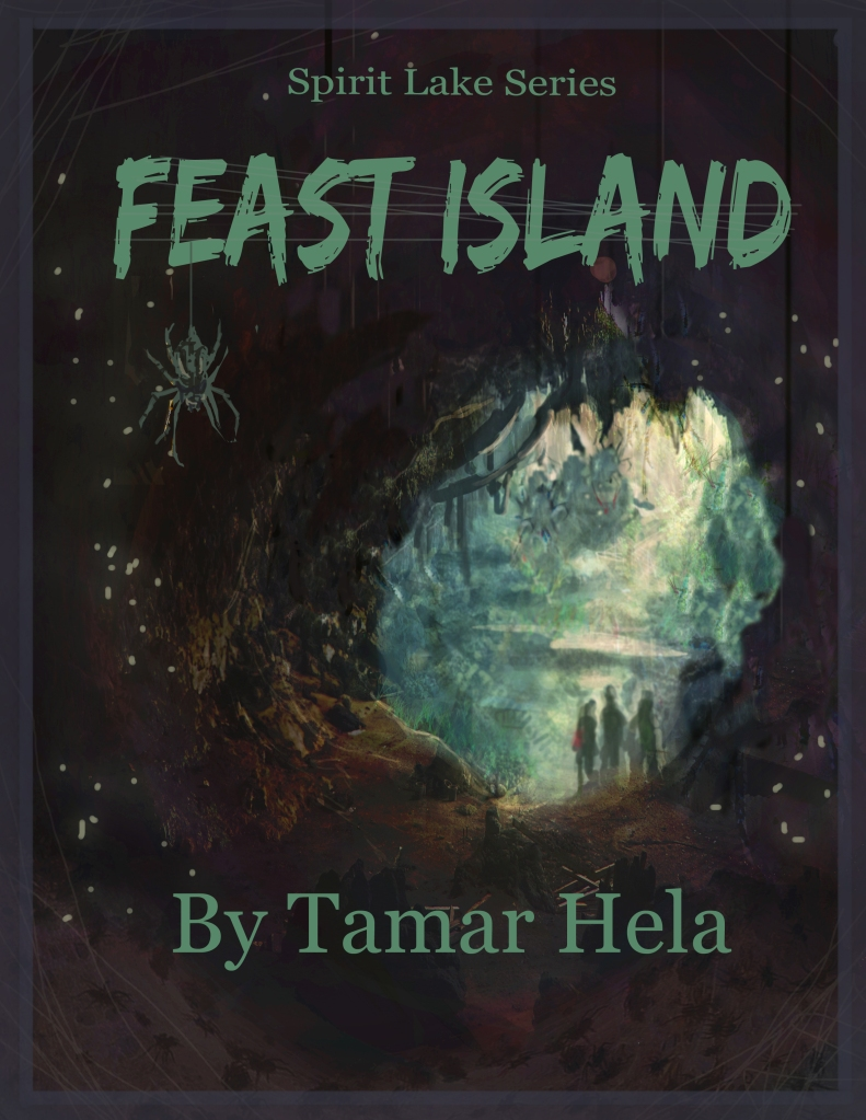 Feast Island Cover Ed 2