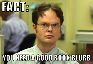 Dwight Book Blurb