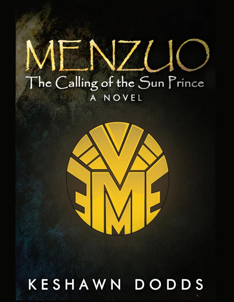Menzuo Book Cover - Front